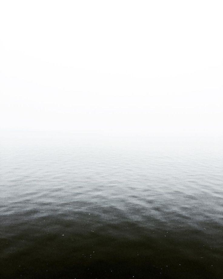 No fog horns in Baltimore.