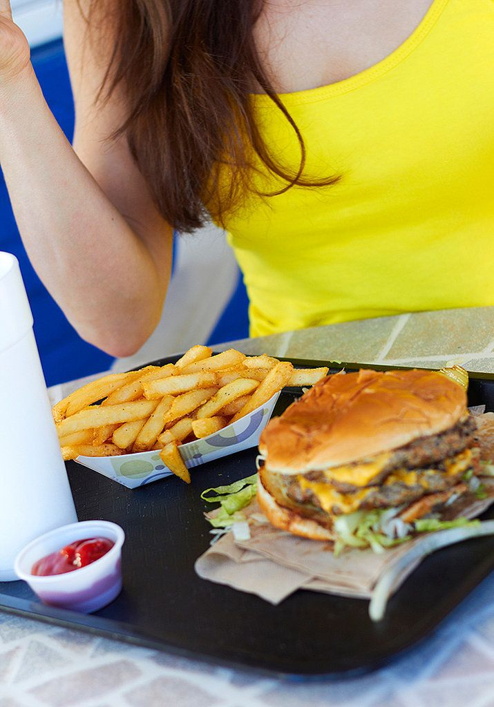 How to Stop Stress Eating - I'm one of those who has this problem... wish it was the other way..