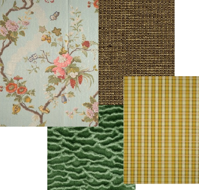 Colony fabrics from our European Designers page!