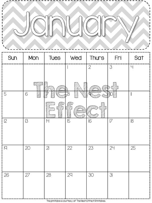 7 best Monthly Activities images on Pinterest Preschool - preschool calendar template