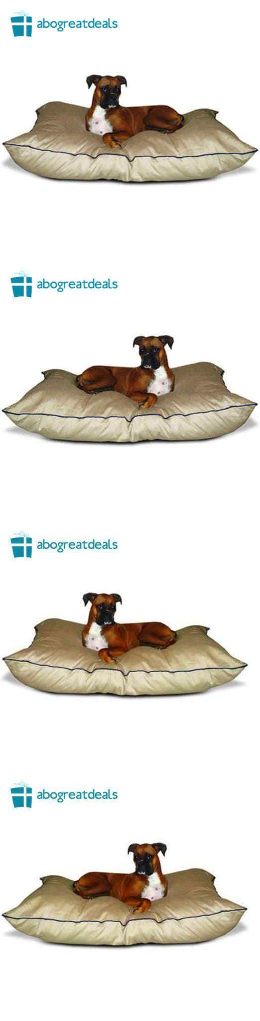 Beds 20744: Great Dane Dog Bed Xxl Extra Large Washable Cushion Pillow English Mastiff Big -> BUY IT NOW ONLY: $50.78 on eBay!