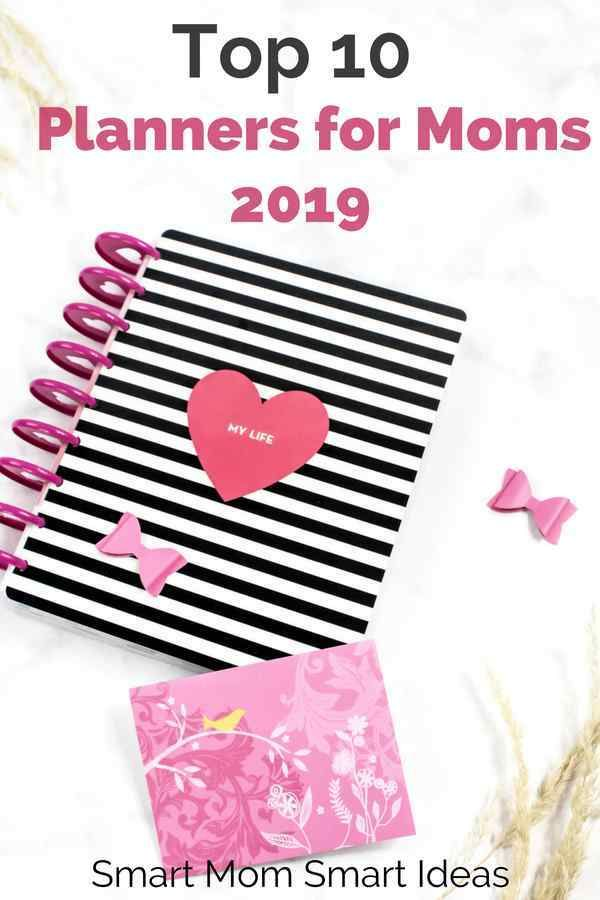10 Best Planners For Moms 2020 Best Planners For Moms Best