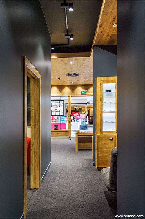 Winner of the Resene Total Colour Commercial Interior Retail + Public Colour Maestro Award 2015