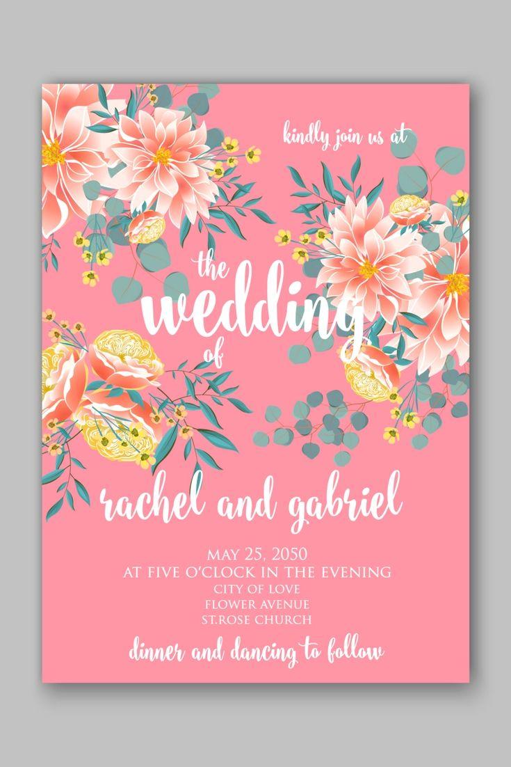Modern styles in wedding invitation cards wedding invitation in