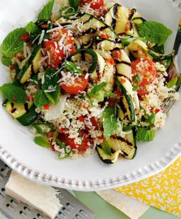 76 best vegetarian recipes tesco images on pinterest real griddled courgettes with minty couscous couscous recipesvegetarian recipesreal foodsfood forumfinder Gallery