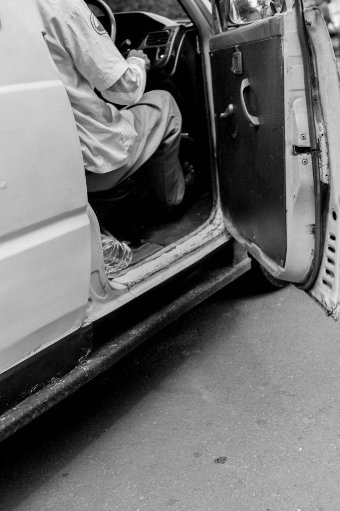 Cockpit Angkot  | DiTrotoar | Street Photography