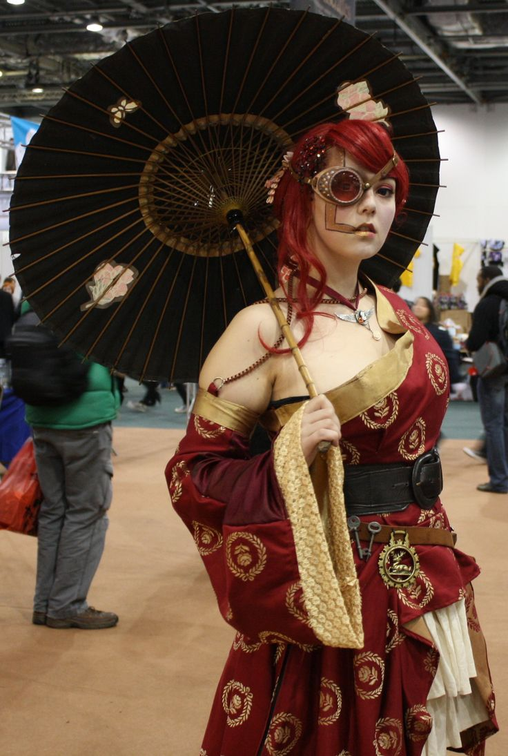 17 Best Ideas About Asian Steampunk On Pinterest