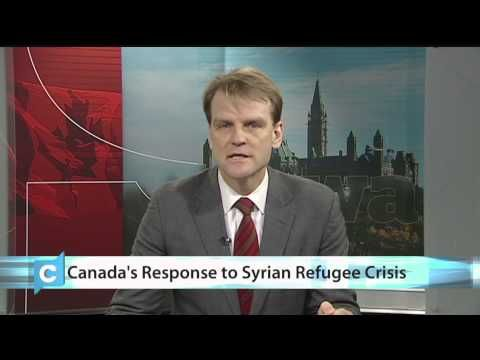 There are more than 15 million refugees in the world today - people forced to flee their home countries because of persecution. Last year Canada offered a permanent home to just over 23,000 refugees. FULL EPISODE ONLINE: http://www.contextwithlornadueck.com/episodes/canada-refugees-crisis-compassion