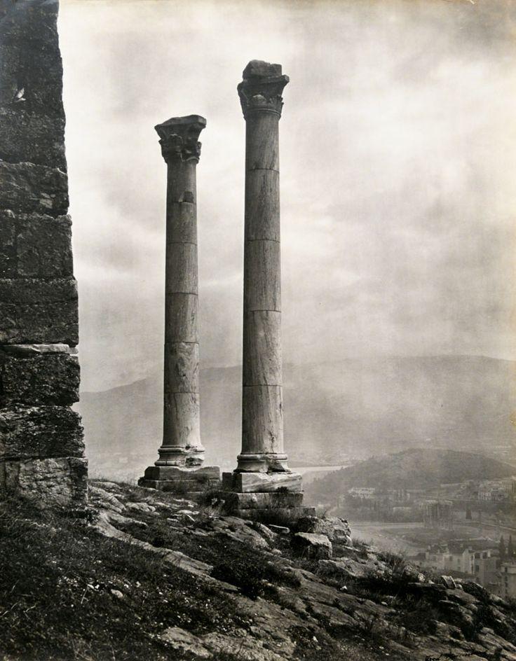 'Οn the Sacred Rock of the Acropolis', Athens,1903.