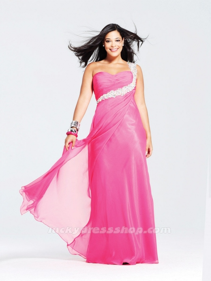Mejores 27 imágenes de pink prom dresses en Pinterest | Vestidos de ...
