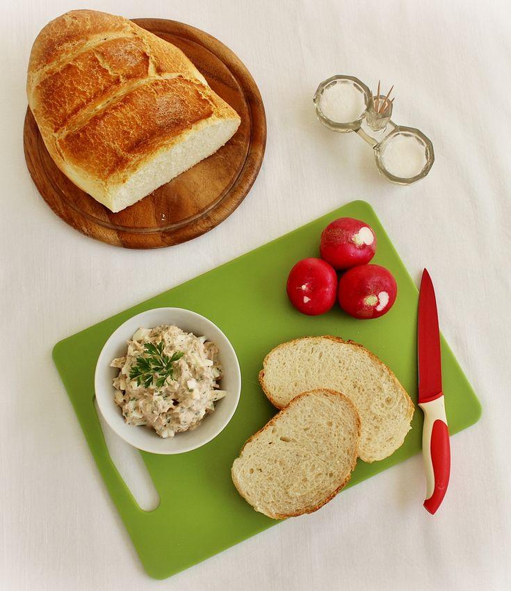 tonhalas-szendvicskrém