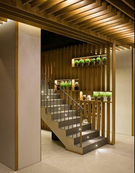 Best Escadas Modern Staircase Room Partition Designs 640 x 480