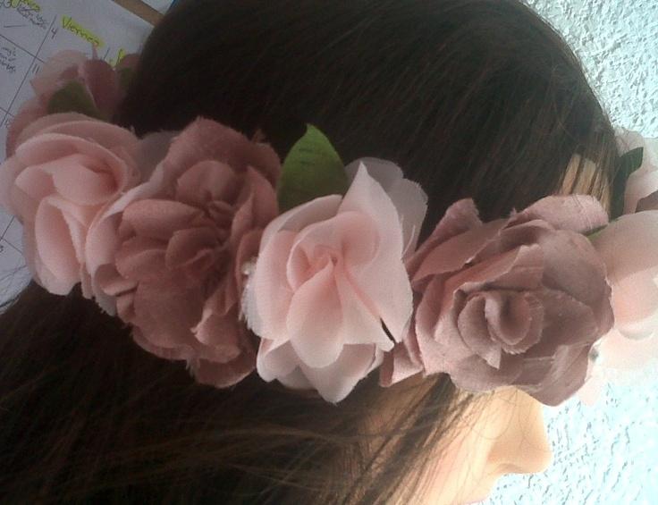 Estilo bohemio para la Primavera checa este de nuestra firma EsTher Omaña #novias #brides #bohemian #pink