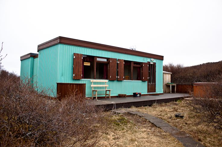 An appealing container house