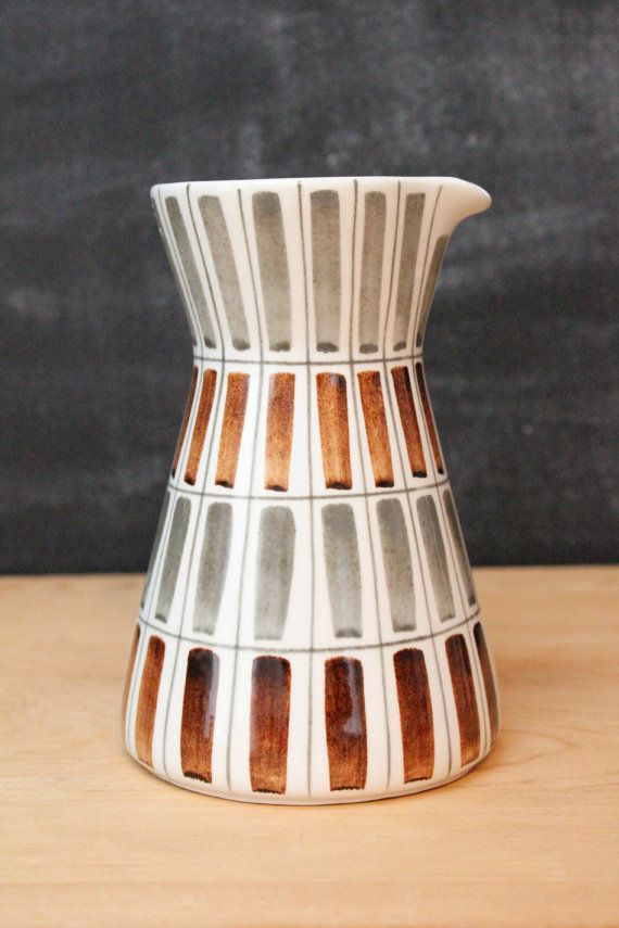 Vintage Arabia Finland Kasinmaalattu by GatherAndDisperse on Etsy, $50.00