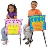 Chair covers for student birthdays
