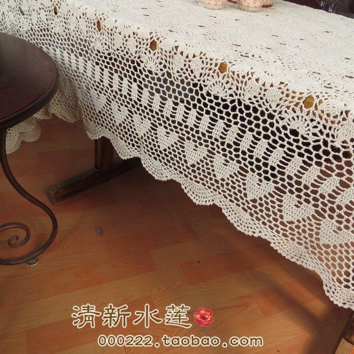 Бесплатная доставка 2014 новый ZAKKA крючком кружева скатерть для домашнего декора стол для свадьбы декор полотенце столовая коврик салфетка, принадлежащий категории Скатерти и относящийся к Дом и сад на сайте AliExpress.com | Alibaba Group