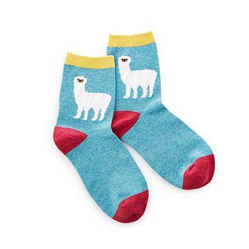 Awesome Alpaca Women's Socks