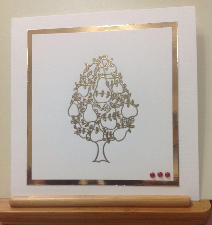 Christmas pear tree
