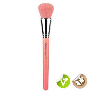 Bdellium Tools Pink Bambu Vegan 959 Powder Blending Brush