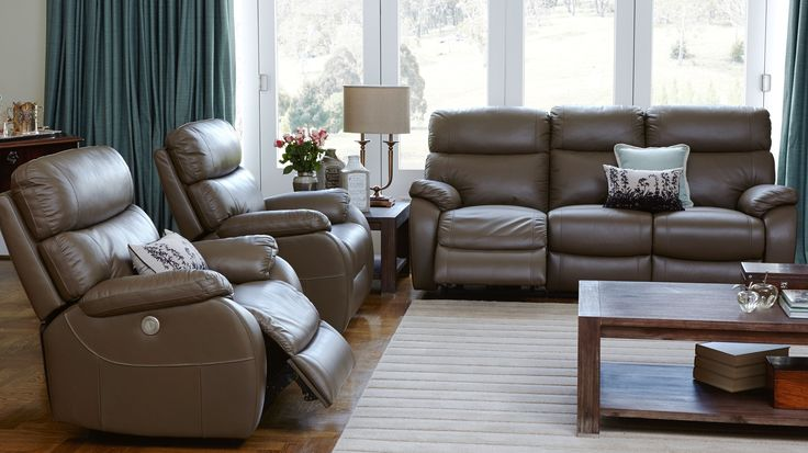 Gosford Powered Recliner Suite