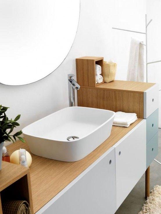 Die besten 25+ Modernes vintage Badezimmer Ideen auf Pinterest