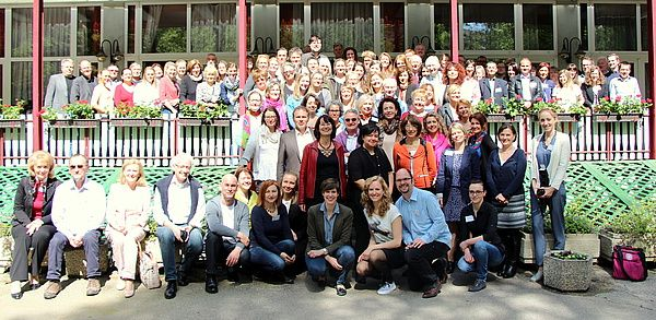Participants of 2nd ELINET Conference in Budapest, Hungary,  20-22 April 2015