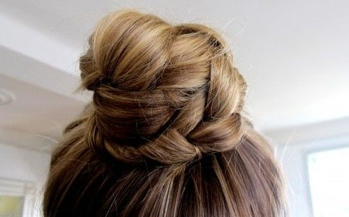 Ma Muse de Mode: Hair inspiration: the messy bun