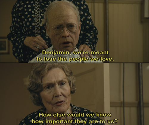 benjamin button quotes | NAVE n g l i s h: The Curious Case of Benjamin Button