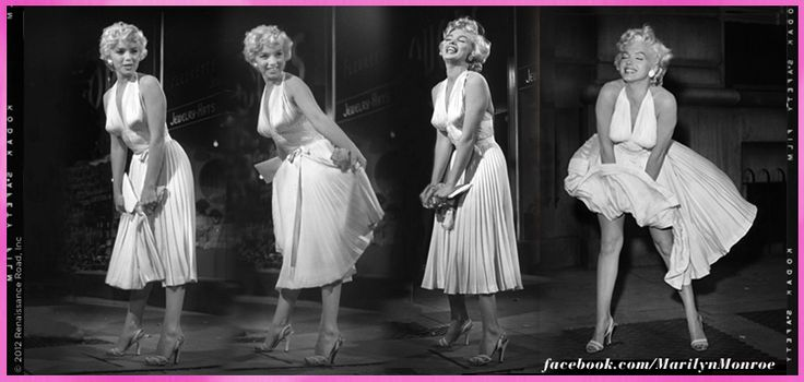 Marilyn Monroe - The Seven Year Itch