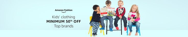 New Kid's Clothing in Amazon up to 50% sale,#kidswearforgirls,#kidswearforboys,#kidswearclothes,Visit:http://amzn.to/2vRq49q