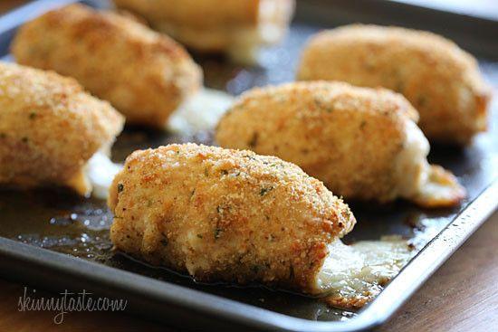 Skinny Chicken Cordon Bleu | Skinnytaste