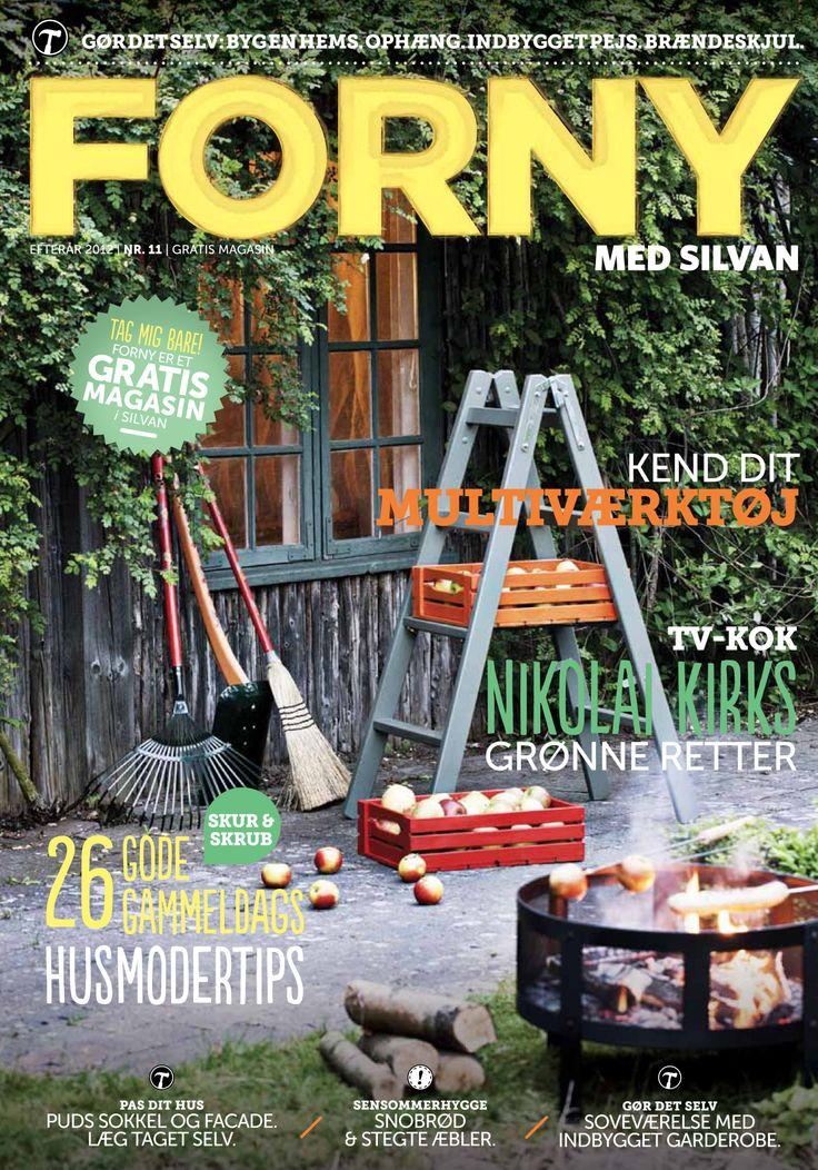 FORNY med Silvan, magasin nummer 11, efterår 2012