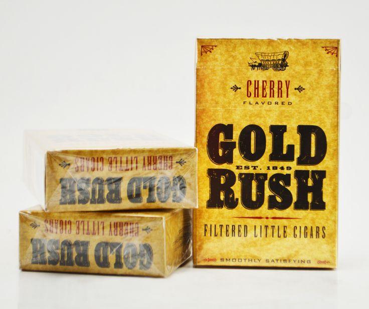 Cigar Deal: Gold Rush Little Cigars - $2.00 OFF - $21.50