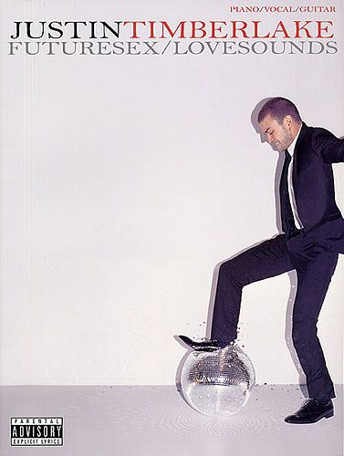 Justin Timberlake: Futuresex / Lovesounds - Piano, Vocal & Guitar. £14.95