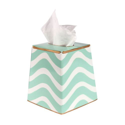 Found it at Wayfair - Breakers Tissue Box Cover