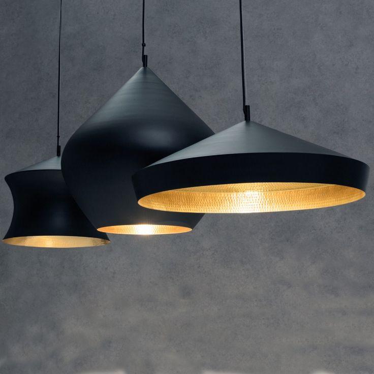 The latest additions to Tom Dixon's collections #tomdixon #lighting #pendant