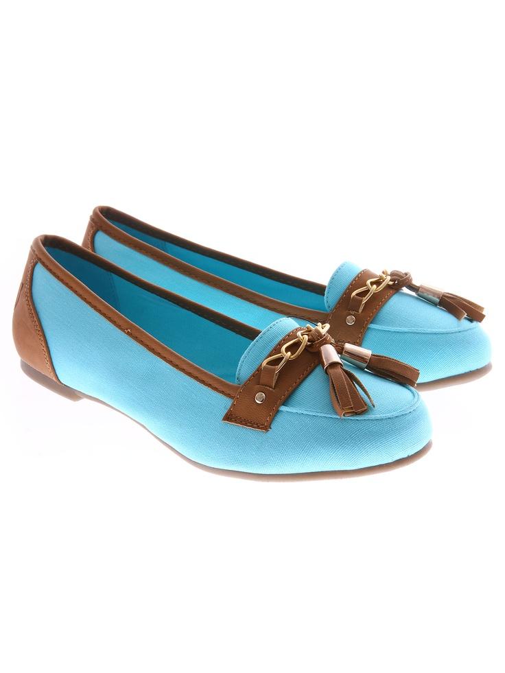 Cropp Town papuci albaștri pentru copii de la Shopamor