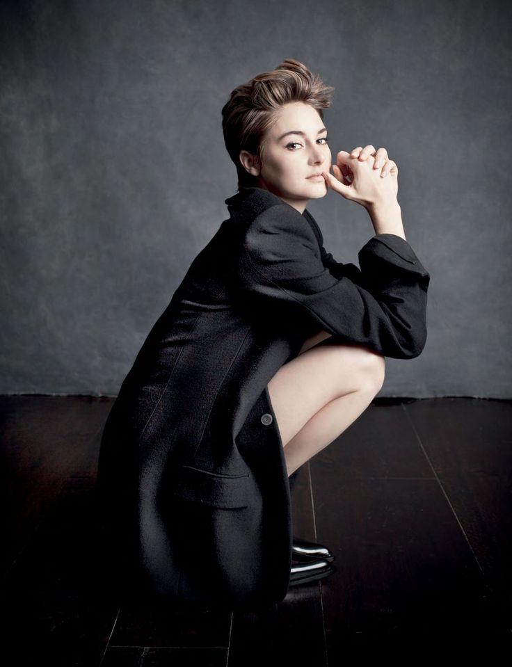 SHAILENE WOODLEY - Sarah Dunn Photoshoot for Empire Magazine