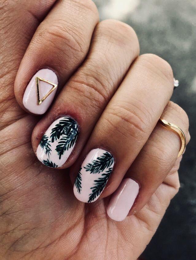Pinterest Anastasijaboshnakoska With Images Tropical Nails