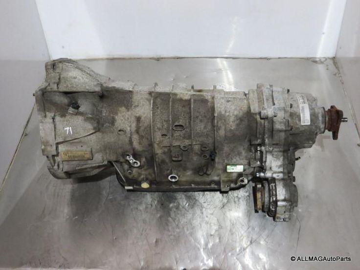 03-06 BMW 330xi X3 AWD Automatic Transmission A5S390R 71 24007523281 E46