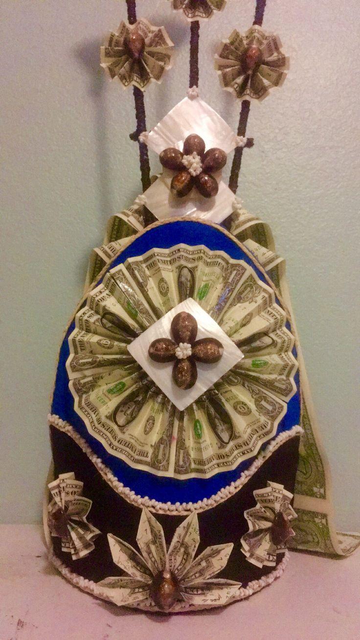 Money Tuiga #Tuiga | Hawaiian crafts, Money origami, Money lei