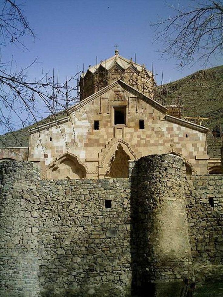 St. Stepanos Monastery ( Jolfa ) http://iranparadise.com/en/gallerygroup/gallery/29