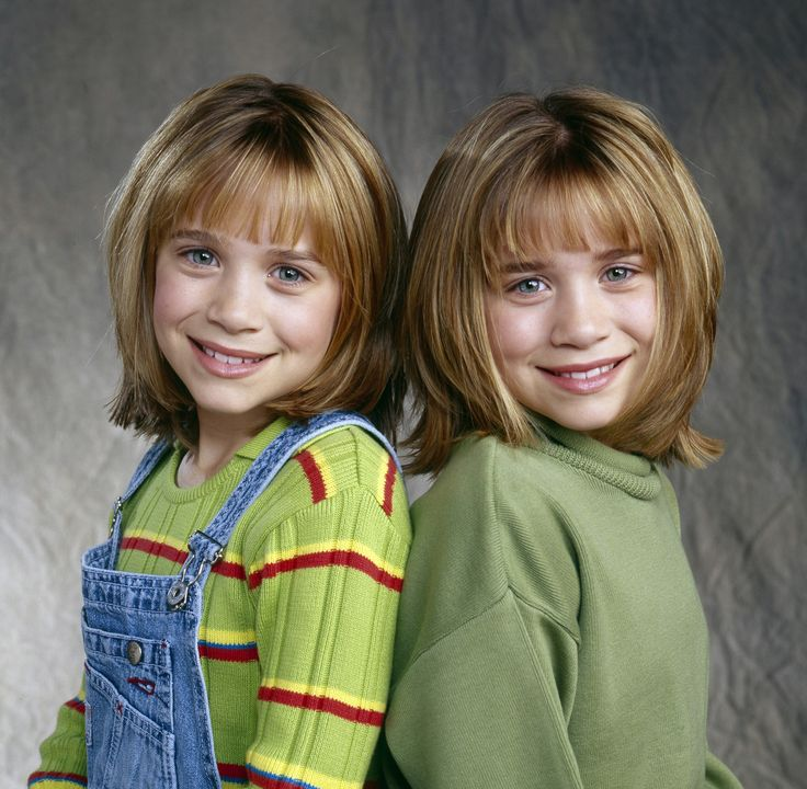 how to tell the difference between mary kate and ashley