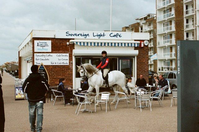 Sovereign Light Cafe... Another place I need to visit.
