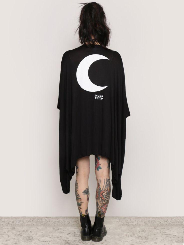 Moon Child Kimono - Gypsy Warrior