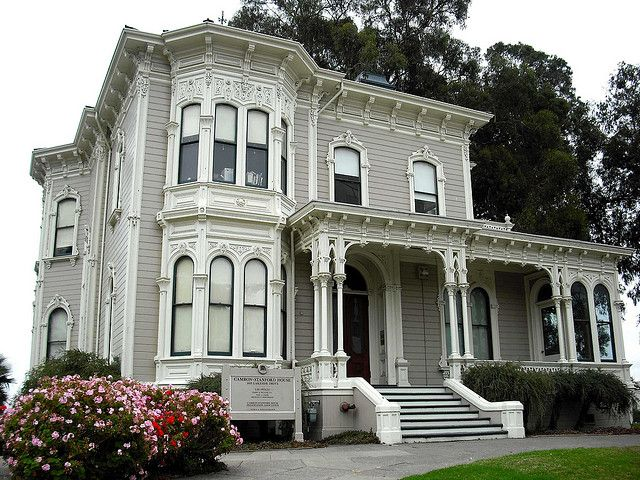 Camron Stanford House, Oakland, CA | Flickr - Photo Sharing!