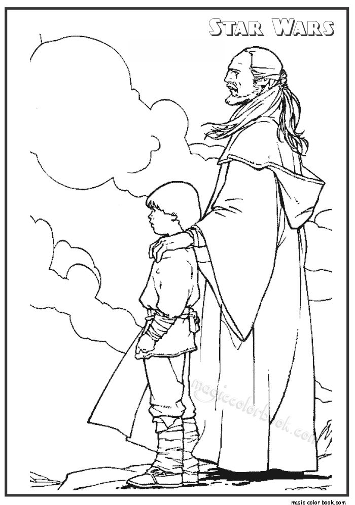 32 best Star Wars Coloring pages free online images on Pinterest ...