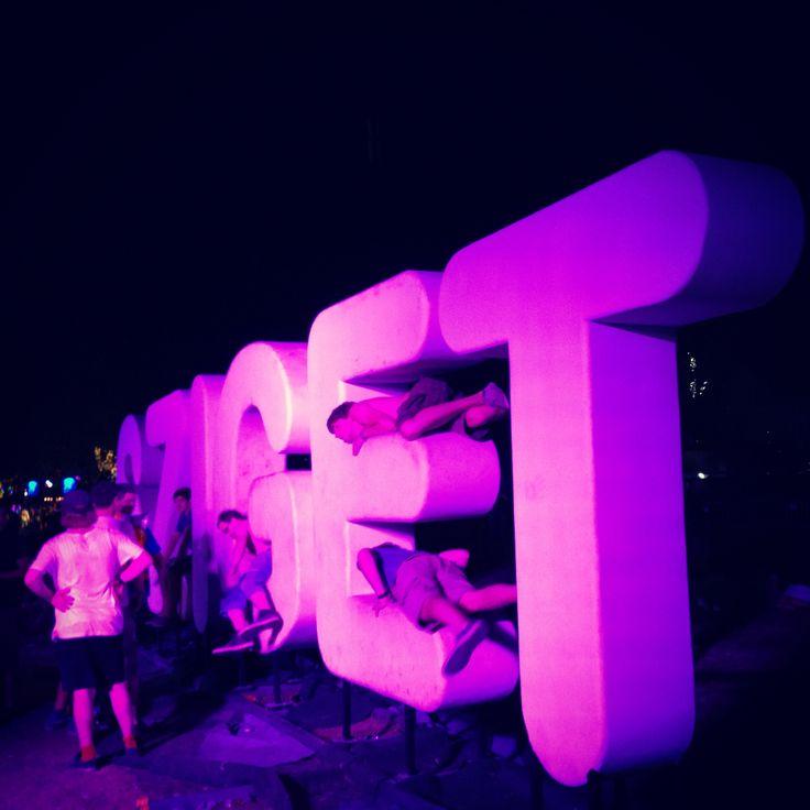 Sziget Fesztivál 2013 PannaLiz módra