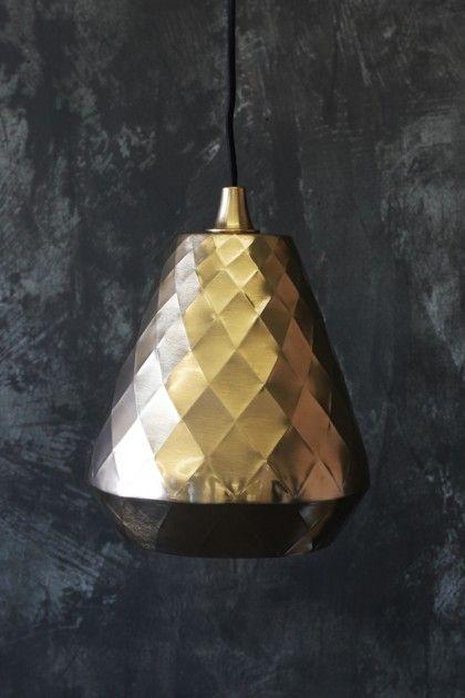 Brass Aston Ceiling Light
